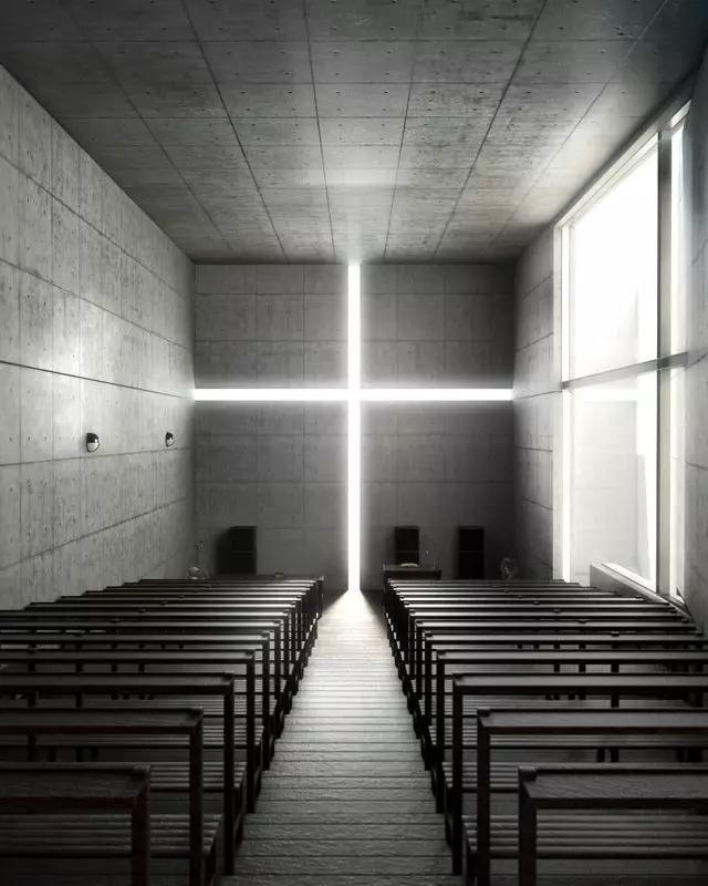 Eglise de la lumière