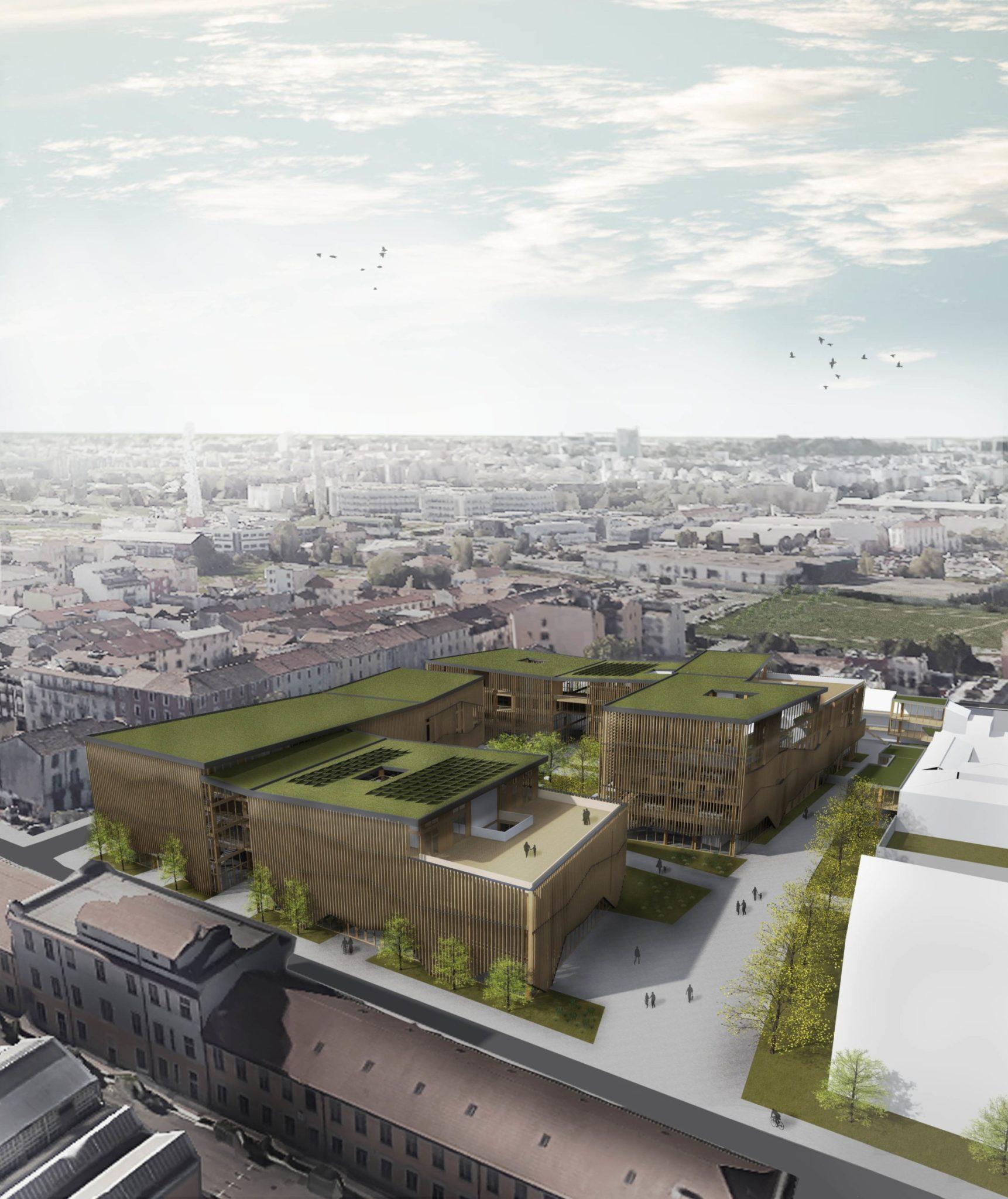MEDIOLANUM, un tiers-lieu écosystème à Milan