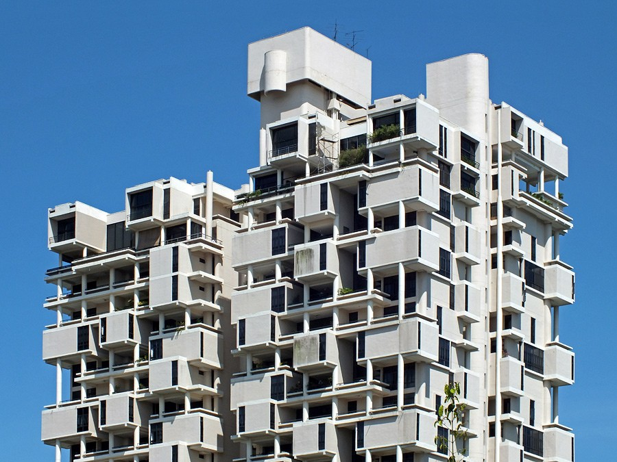 The Colonnade Condominiums